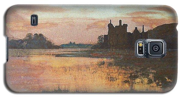 Kilchurn Castle Scotland Galaxy S5 Case
