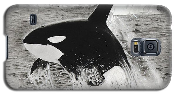 Killer Whale Galaxy S5 Case