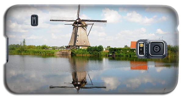 Kinderdijk Windmill Galaxy S5 Case