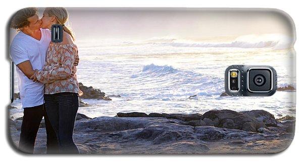 Kissed By The Ocean Galaxy S5 Case by Dawn Eshelman