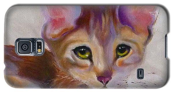 Kitten Princess Galaxy S5 Case