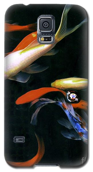 Koi Pond Galaxy S5 Case