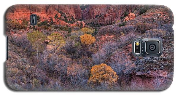Kolob Canyon Galaxy S5 Case