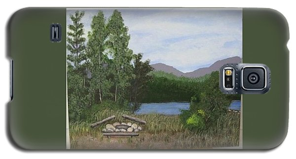 Kootenay Lake Bc Galaxy S5 Case