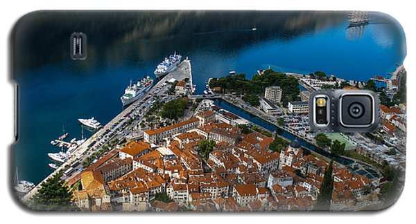 Galaxy S5 Case featuring the photograph Kotor Montenegro by David Gleeson