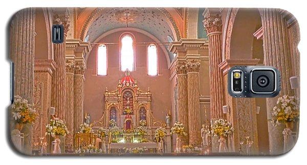 La Iglesia Matriz De Sangolqui Ecuador Galaxy S5 Case
