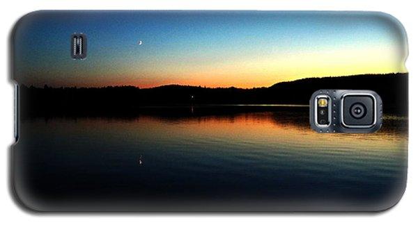 Lac Caribou Quebec Galaxy S5 Case