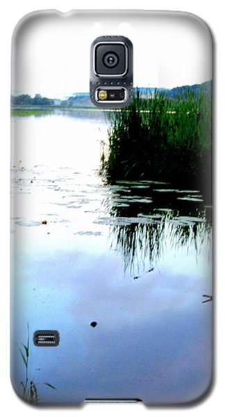 Galaxy S5 Case featuring the photograph Lac William Quebec by Danielle  Parent