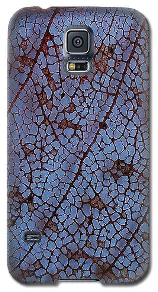 Lace Leaf 1 Galaxy S5 Case