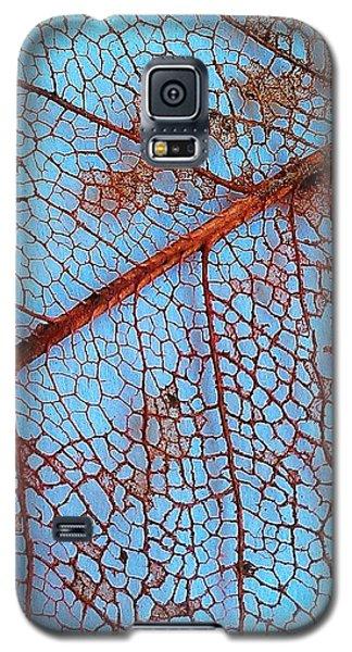 Lace Leaf 2 Galaxy S5 Case