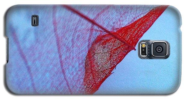 Lace Leaf 3 Galaxy S5 Case