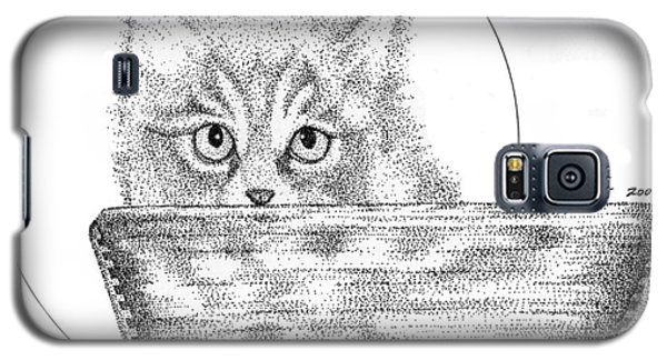 Gracie Galaxy S5 Case by Lawrence Tripoli