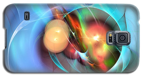 Lady Miller - Fractal Art Galaxy S5 Case