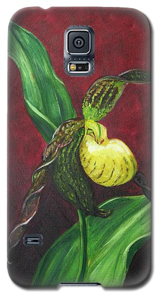 Lady Slipper Galaxy S5 Case