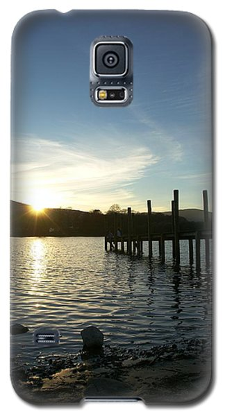 Lake District Sunset Galaxy S5 Case