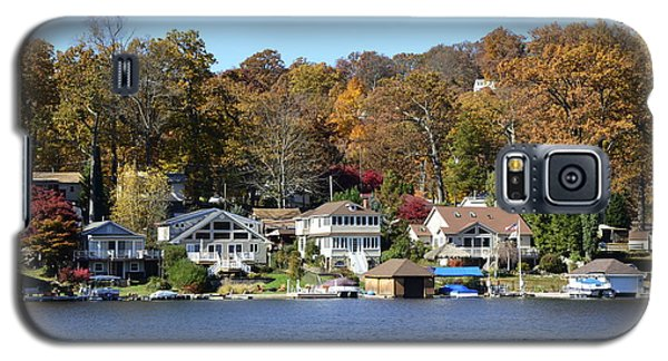 Lake Hopatcong Scene 3 Galaxy S5 Case