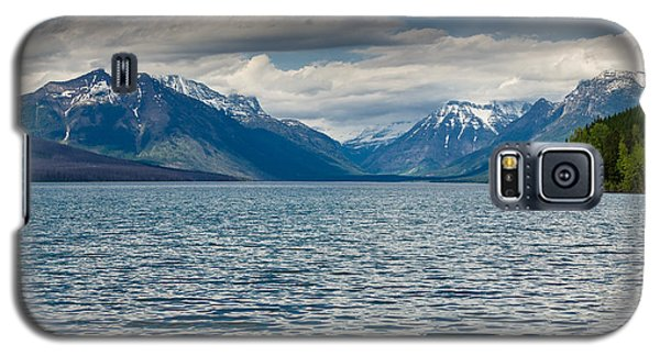 Lake Mcdonald Upon Storm Clearing Galaxy S5 Case