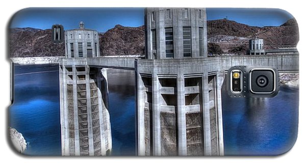 Lake Mead Hoover Dam Galaxy S5 Case