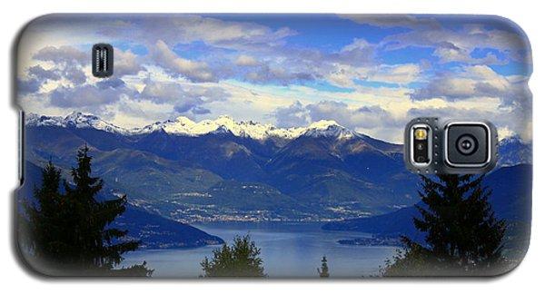 Lake Of Como View Galaxy S5 Case
