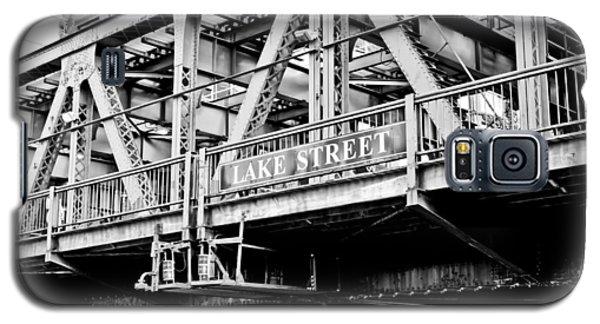 Lake Street Bridge Galaxy S5 Case
