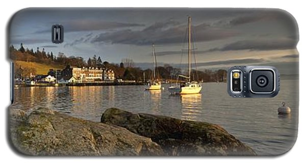 Galaxy S5 Case featuring the photograph Lake Windermere Ambleside, Cumbria by John Short