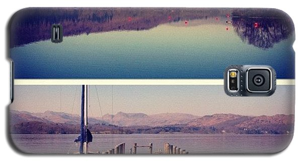 London2012 Galaxy S5 Case - Lake Windermere #manc #manchester by Conor Duffy