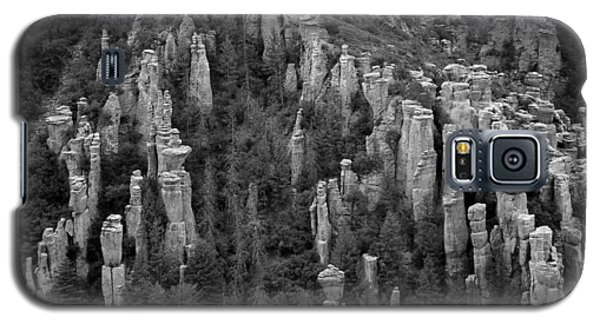 Galaxy S5 Case featuring the photograph Land Of Standing Up Rock  by Vicki Pelham