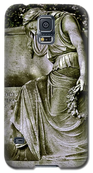 Left In Peace Galaxy S5 Case