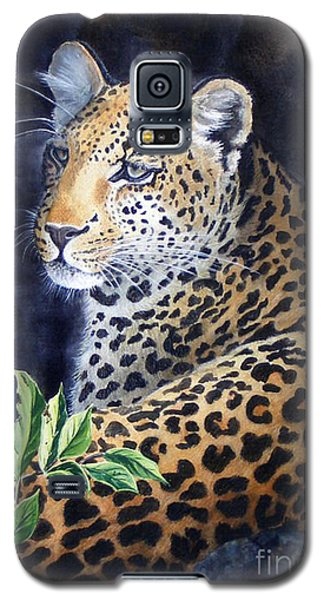Leopard  Sold  Prints Available Galaxy S5 Case