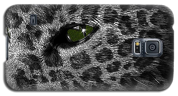 Leopard Within Galaxy S5 Case