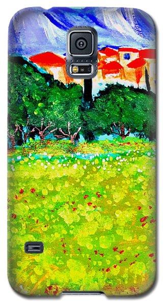 Les Alpilles Galaxy S5 Case