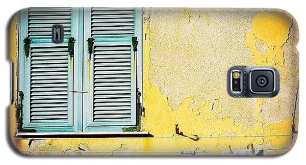 House Galaxy S5 Case - Let It All Hang Out #italy #wall by A Rey