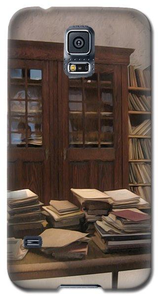 Library Sproockenhaus Galaxy S5 Case