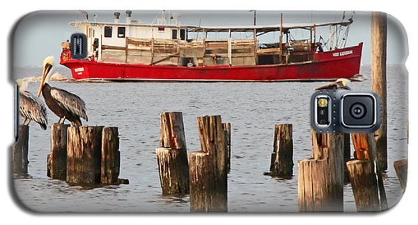 Life On Lake Ponchartrain Galaxy S5 Case