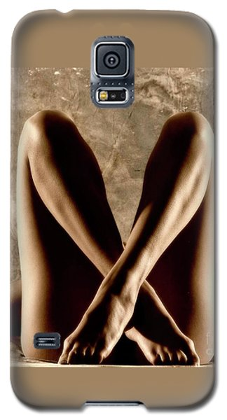 Light And Shadow Galaxy S5 Case by Angelique Olin