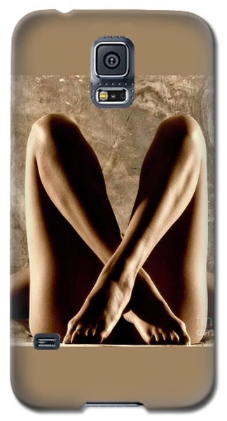 Galaxy S5 Case featuring the photograph Light And Shadow by Angelique Olin