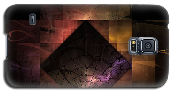 Galaxy S5 Case featuring the digital art Light Of The World by NirvanaBlues