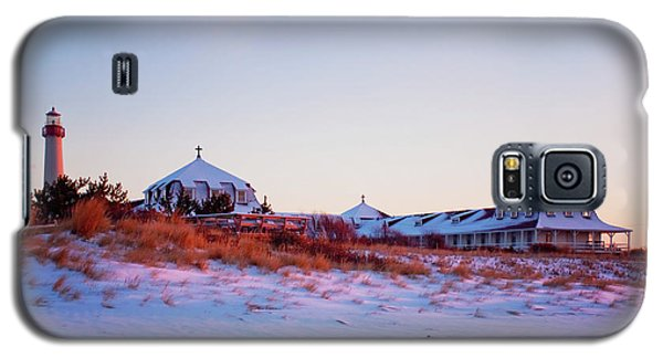 Lighthouse And St Mary's By The Sea Galaxy S5 Case
