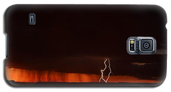 Lightning At The Grand Canyon Galaxy S5 Case