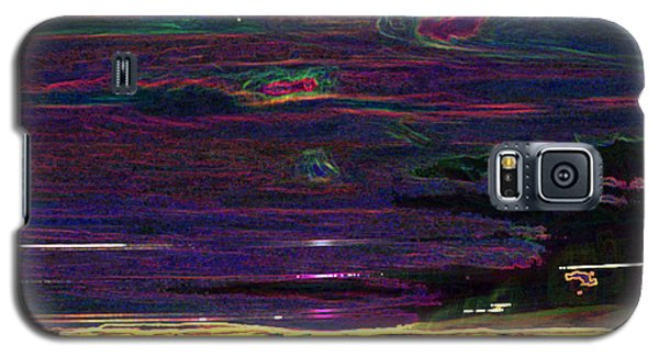 Lights In The Valley Galaxy S5 Case