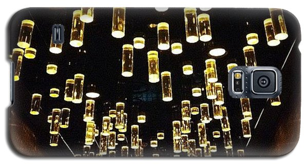 Light Galaxy S5 Case - Lights by Natasha Marco