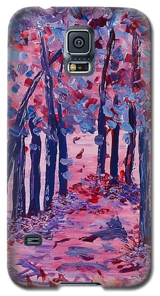 Lilac Avenue Galaxy S5 Case