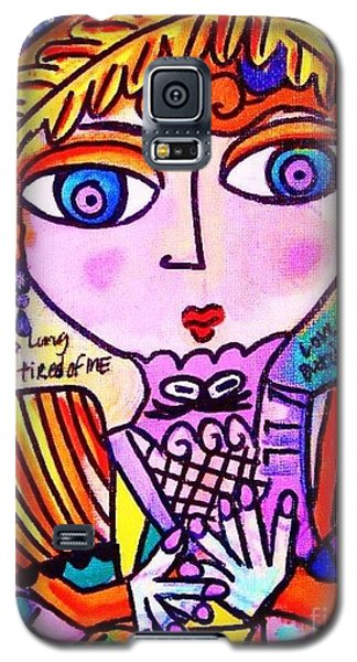 Lily Bart Galaxy S5 Case