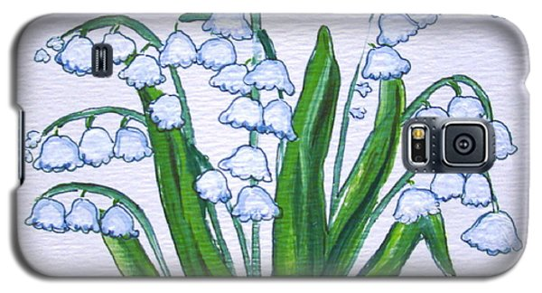 Lily-of-the-valley In Full Glory Galaxy S5 Case