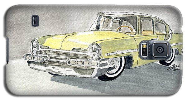 Lincoln Capri 1957 Galaxy S5 Case