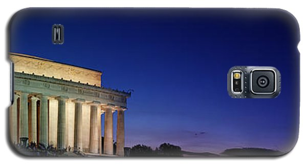 Lincoln Memorial At Sunset Galaxy S5 Case