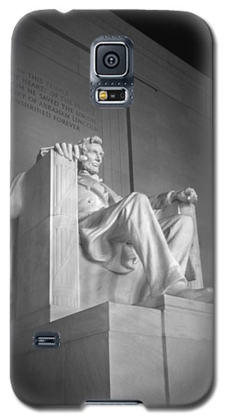 Lincoln Memorial  Galaxy S5 Case by Mike McGlothlen