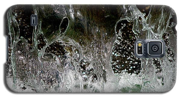 Liquid Art Galaxy S5 Case by Vicki Pelham
