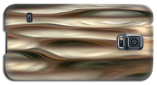 Galaxy S5 Case featuring the photograph Liquid Gold  by Cathie Douglas