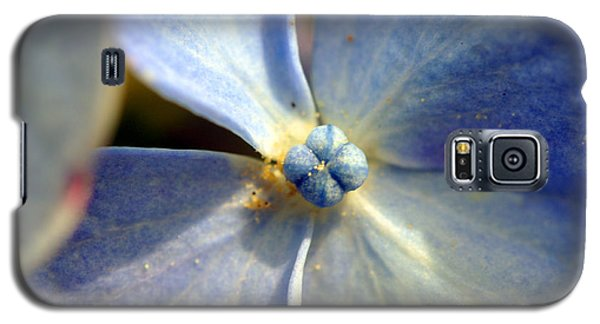 Little Blue Flower Galaxy S5 Case